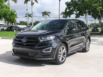 Used FORD EDGE 2015 MIAMI SPORT