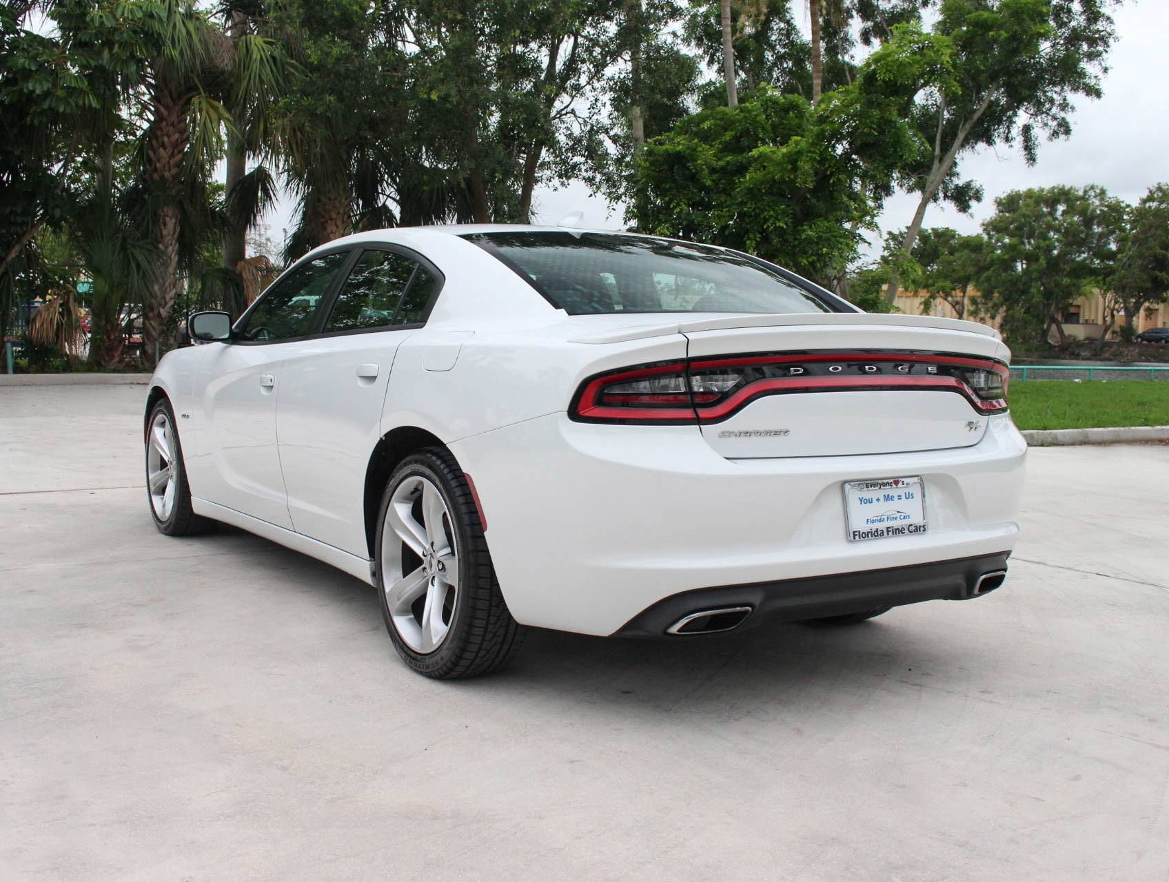 Used 2017 Dodge Charger R T Sedan For In Margate Fl 94372 Florida Fine Cars