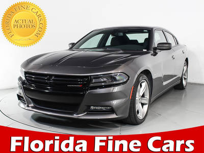 Used DODGE CHARGER 2017 MIAMI R/t