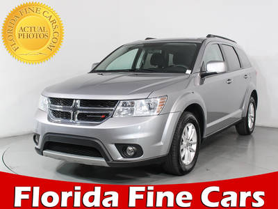Used DODGE JOURNEY 2017 HOLLYWOOD SXT