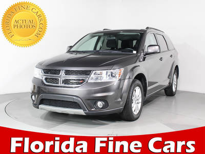 Used DODGE JOURNEY 2017 MIAMI SXT
