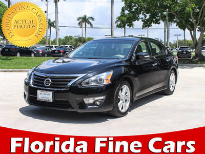 Used NISSAN ALTIMA 2015 HOLLYWOOD Sl