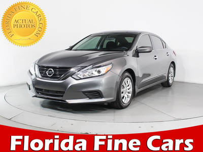 Used NISSAN ALTIMA 2017 MIAMI S