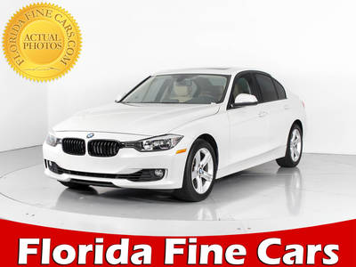 Used BMW 3-SERIES 2012 WEST PALM 328I