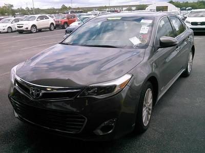 Used TOYOTA AVALON-HYBRID 2013 WEST PALM Xle Premium