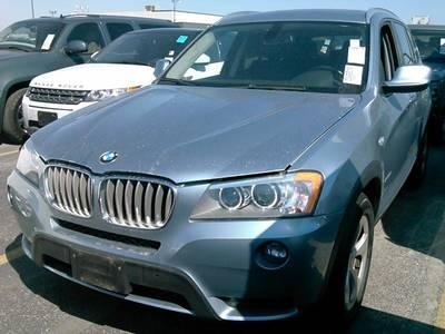 Used BMW X3 2011 MARGATE XDRIVE28I