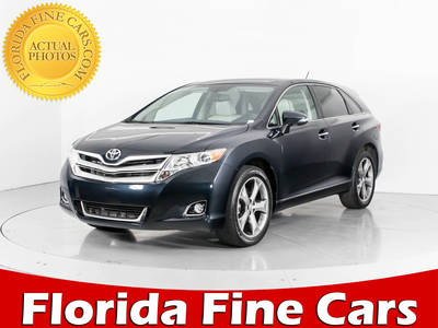 Used TOYOTA VENZA 2014 WEST PALM Xle