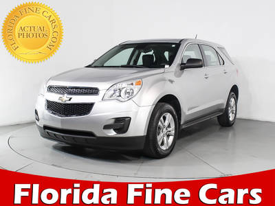Used CHEVROLET EQUINOX 2015 MIAMI LS