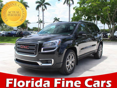 Used GMC ACADIA 2015 HOLLYWOOD SLT2