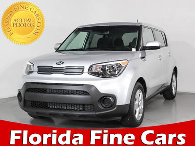 Used KIA SOUL 2018 HOLLYWOOD