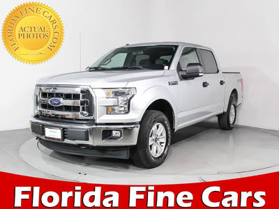 Used FORD F-150 2017 MIAMI Xlt