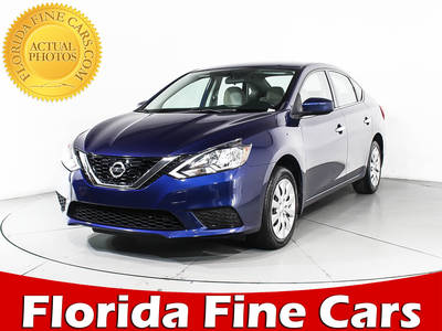 Used NISSAN SENTRA 2016 HOLLYWOOD Sv