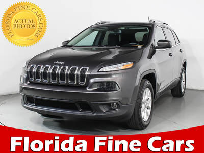 Used JEEP CHEROKEE 2016 HOLLYWOOD LATITUDE 4X4