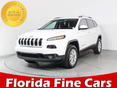 Used JEEP CHEROKEE 2015 MIAMI Latitude 4x4