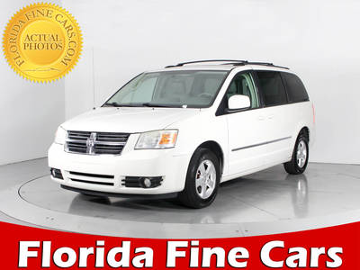 Used DODGE GRAND-CARAVAN 2010 WEST PALM SXT