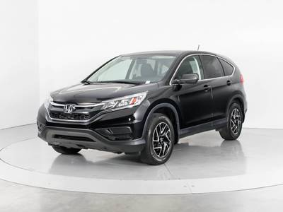 Used HONDA CR-V 2016 WEST PALM SE