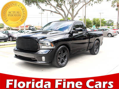 Used RAM 1500 2013 WEST PALM RT