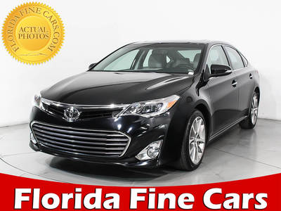 Used TOYOTA AVALON 2015 MIAMI Xle Touring