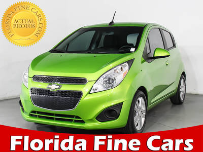 Used CHEVROLET SPARK 2015 HOLLYWOOD LS