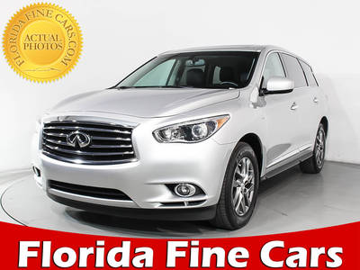 Used INFINITI QX60 2015 MIAMI