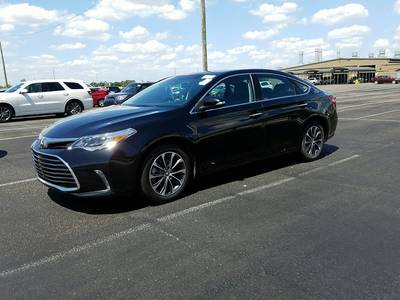 Used TOYOTA AVALON 2017 MIAMI Xle