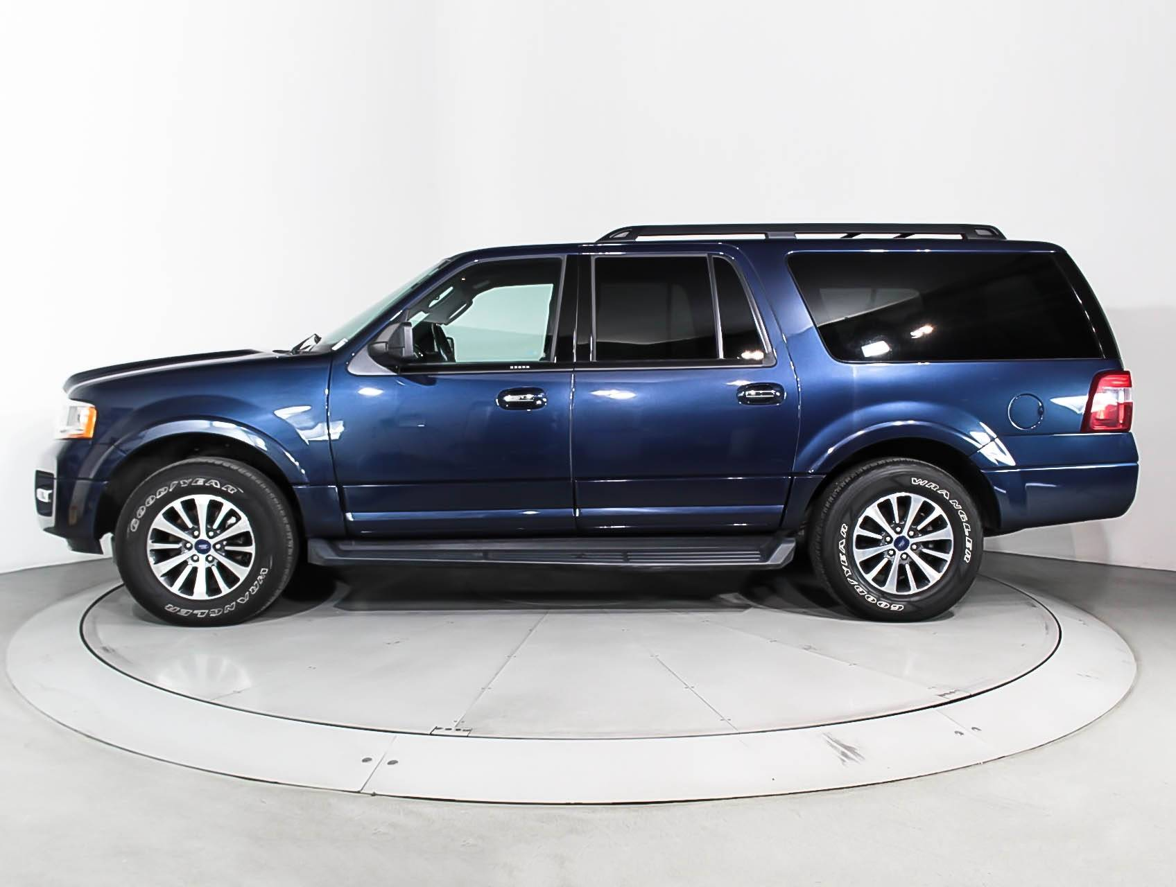 Used 2016 Ford Expedition El Xlt Suv For In Miami Fl 94564 Florida Fine Cars
