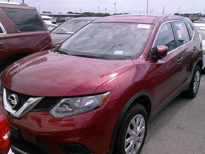 Used NISSAN ROGUE 2016 HOLLYWOOD S