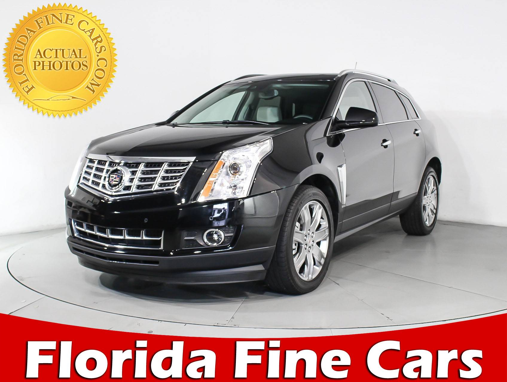 used 2016 cadillac srx premium suv for sale in hollywood fl 94591 florida fine cars. Black Bedroom Furniture Sets. Home Design Ideas