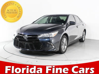 Used TOYOTA CAMRY 2015 MIAMI Se