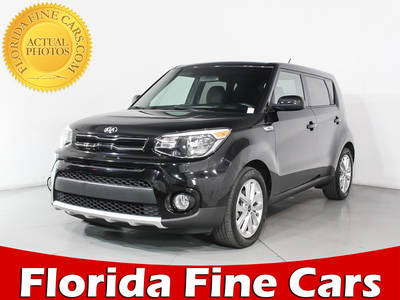 Used KIA SOUL 2017 MIAMI Plus