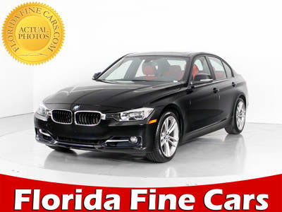 Used BMW 3-SERIES 2013 HOLLYWOOD 328i Sport Pkg