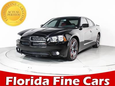Used DODGE CHARGER 2014 MARGATE Sxt Plus