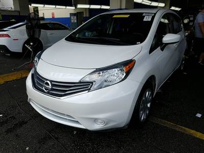 Used NISSAN VERSA-NOTE 2016 MIAMI Sv