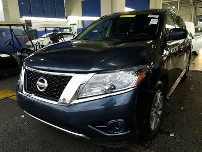 Used NISSAN PATHFINDER 2016 WEST PALM S