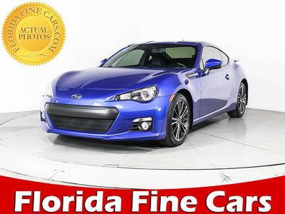 Used SUBARU BRZ 2015 MIAMI LIMITED