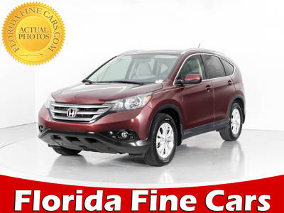 Used HONDA CR-V 2014 WEST PALM EX-L