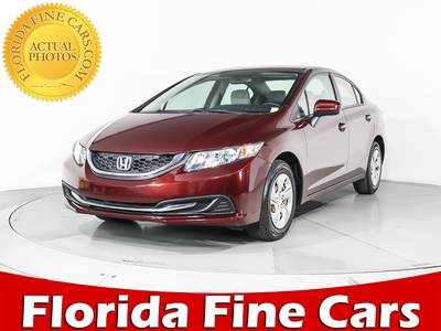 Used HONDA CIVIC 2015 MIAMI LX
