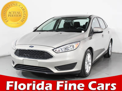 Used FORD FOCUS 2016 HOLLYWOOD SE