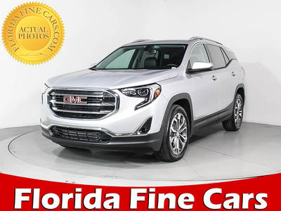 Used GMC TERRAIN 2018 MIAMI SLT