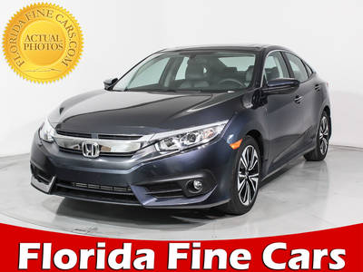 Used HONDA CIVIC 2016 MIAMI EX-T