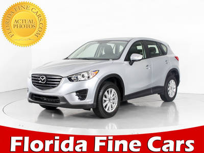 Used MAZDA CX-5 2016 WEST PALM SPORT