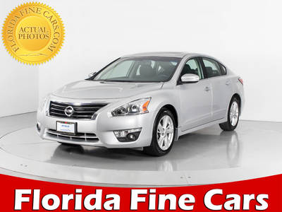 Used NISSAN ALTIMA 2015 WEST PALM Sl
