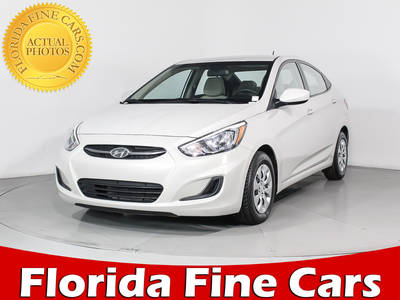 Used HYUNDAI ACCENT 2016 MIAMI SE