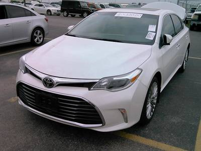 Used TOYOTA AVALON 2016 MIAMI Limited