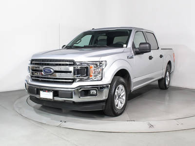 Used FORD F-150 2018 WEST PALM Xlt Supercrew