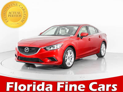 Used MAZDA MAZDA6 2016 WEST PALM TOURING
