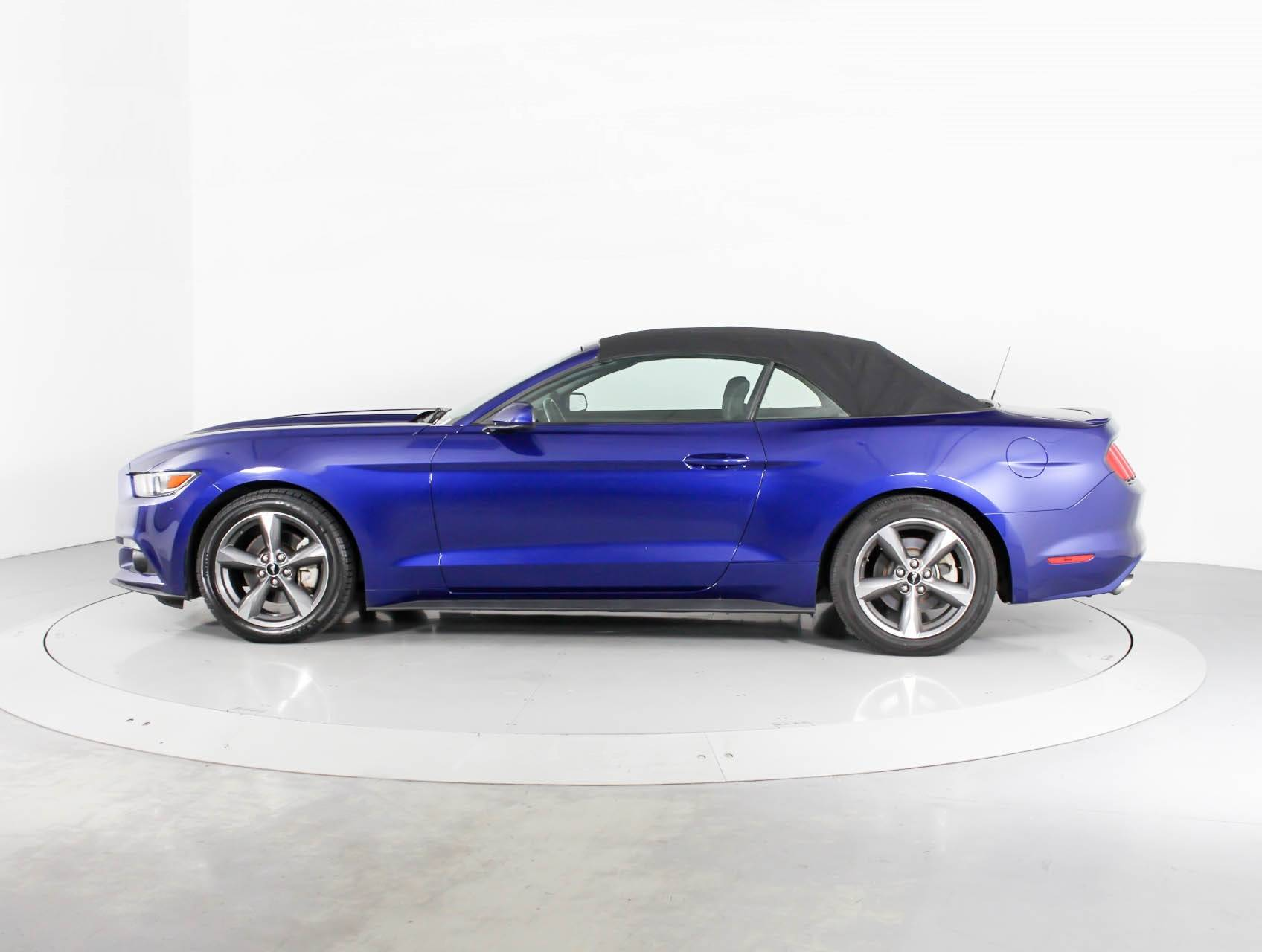 Used 2015 Ford Mustang Convertible For Sale In West Palm Fl 94892 Florida Fine Cars