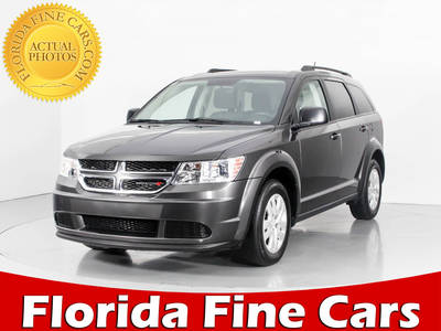 Used DODGE JOURNEY 2016 MIAMI SE