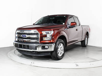 Used FORD F-150 2015 MIAMI Lariat Fx4