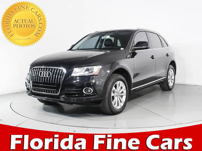 Used AUDI Q5 2013 MIAMI PREMIUM PLUS